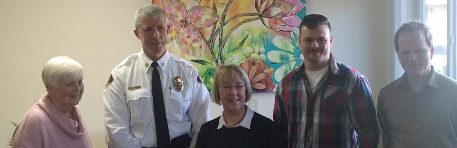 Senator Murray visits Triumph TX to discuss drug abuse treatment