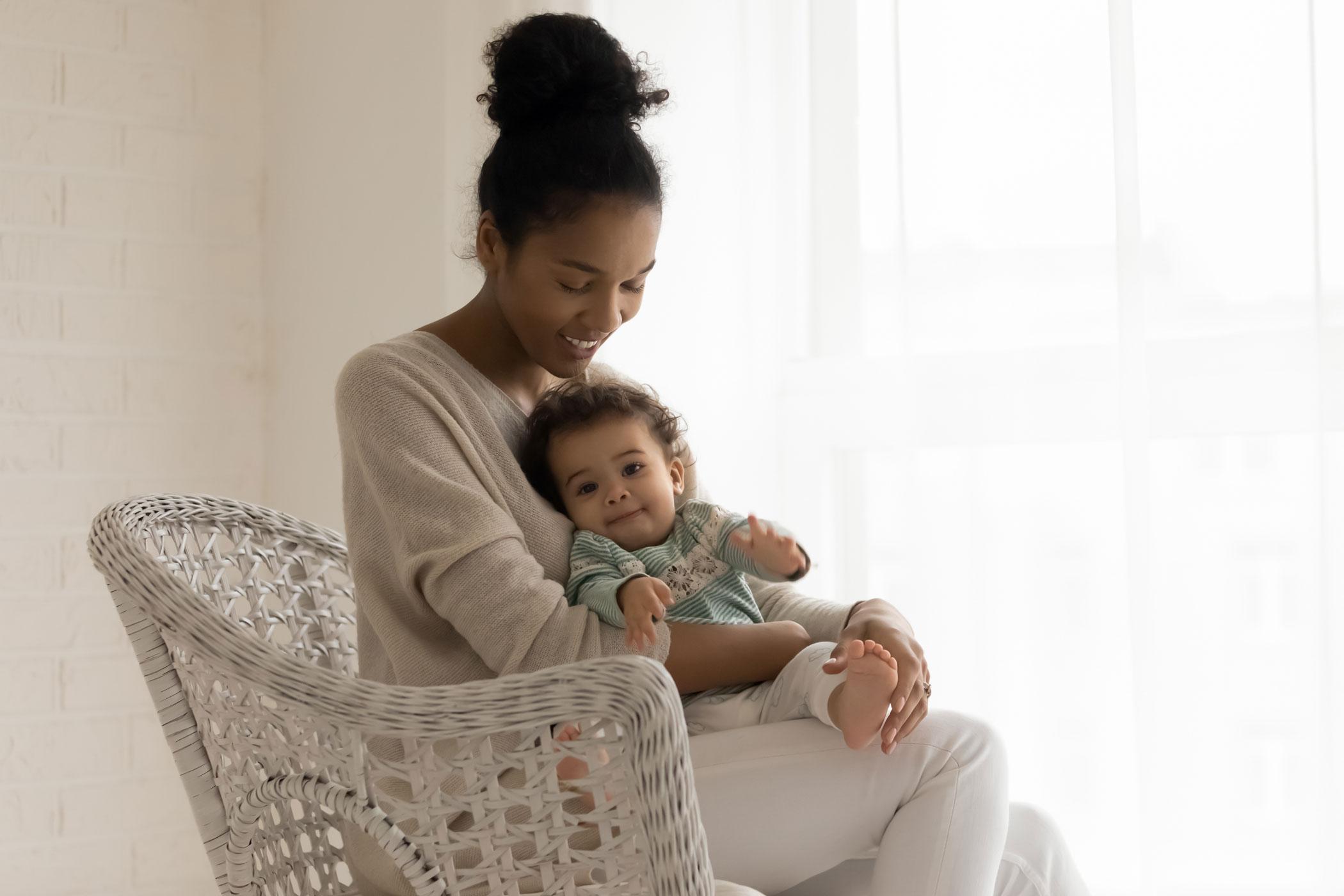 long term pregnant & parenting program